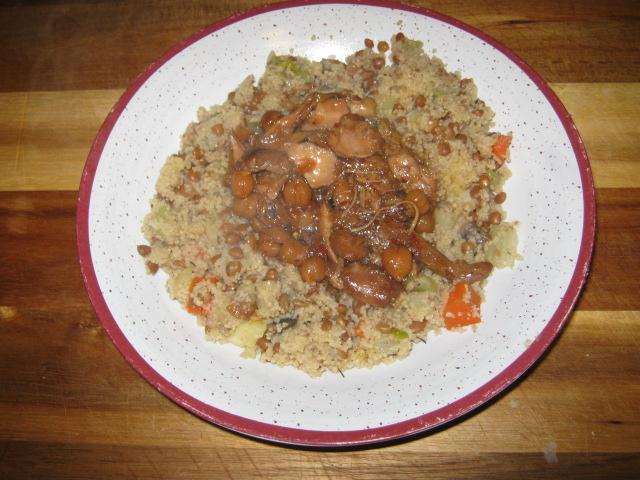 Slow Cooker Soy-Braised Chicken | Laurie Cooks